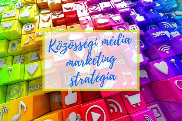 Közösségi média marketing stratégia